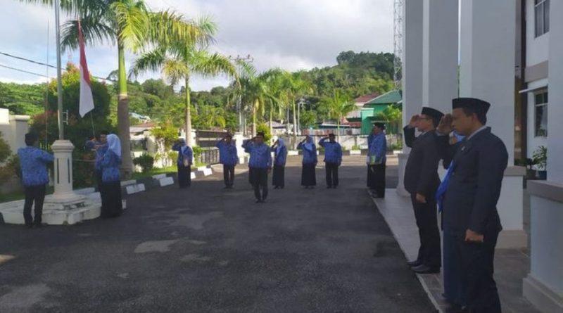 UPACARA HARI SUMPAH PEMUDA KE – 91 TAHUN 2019 PA SORONG