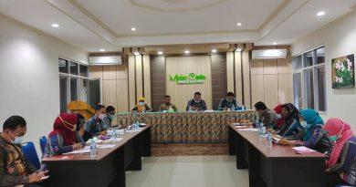 Evaluasi Pelaksanaan Kegiatan Tahun 2020 dan Penyusunan Program Kerja Tahun 2021 Pengadilan Agama Sorong